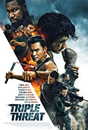 Triple Threat English Subbed